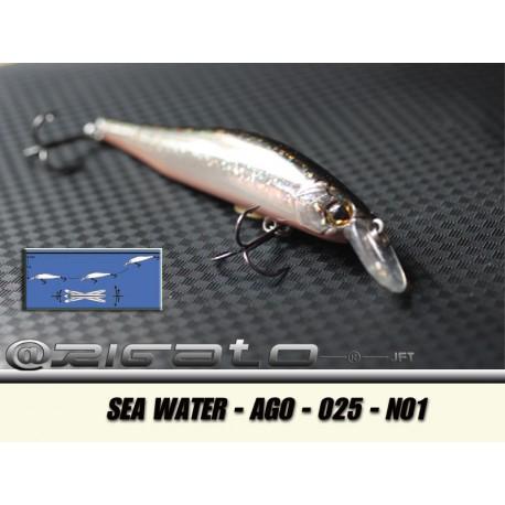 SEA WATER-AGO-025 N01