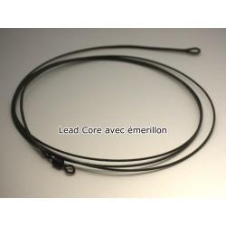Pack 2 x Lead Core avec émerillon - MFT®