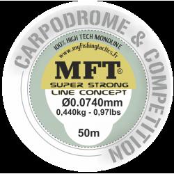 Nylon Special Carpodrome - MFT® - Bas de ligne 50m