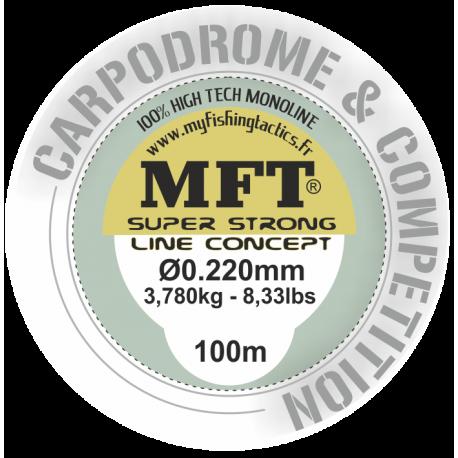 Nylon Special Carpodrome - MFT® - Corps de ligne 100m