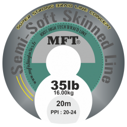 Semi Sot Skin Leader 20m