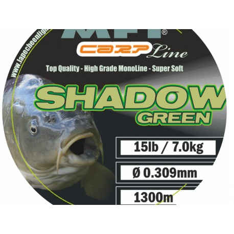 Shadow Green 15lbs