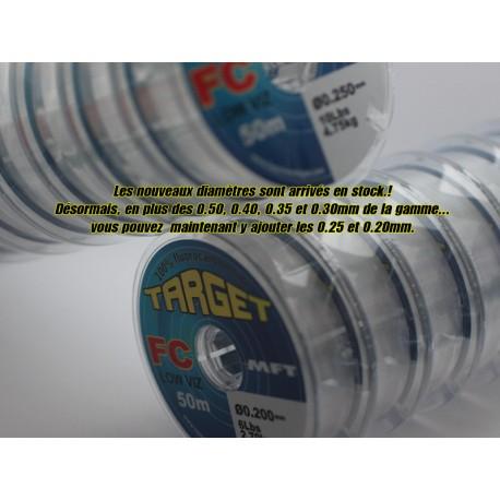 MFT® - TARGET - Fluorocarbone