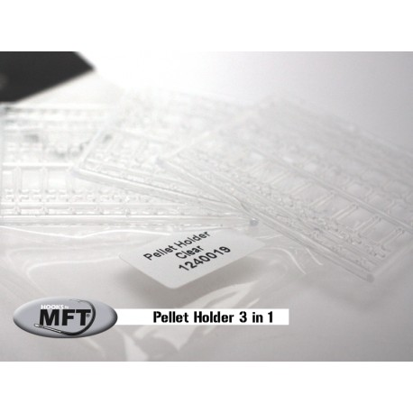 Stop Pellet - Pellet holder 3 in 1 - MFT®