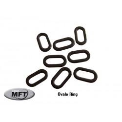 MFT® - Anneau Oblong Métallique