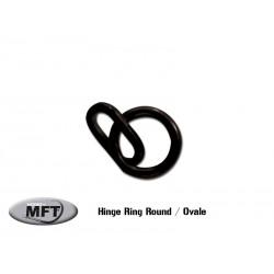 MFT® - Anneau Double Rond / Oval