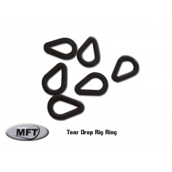 "MFT® - Tear Drop Ring - Anneau ""larme"""