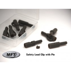 MFT® - Clip plomb sécurisé - Safety Lead Clip with Pin