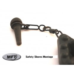 MFT ® - Pack x 10 pcs - Safety Sleeve + Run Ring