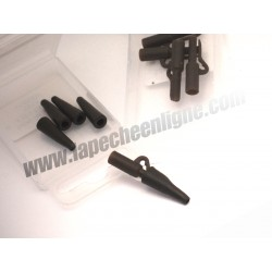 MFT® - Pack x 10 pcs - Safety Clip N°2 + Rubber Tail