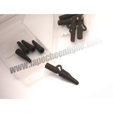 Pack Safety Clip N°2 + Rubber Tail