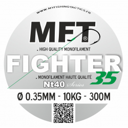 Nylon Carpe - Carnassier - MFT ® - FIGHTER 35