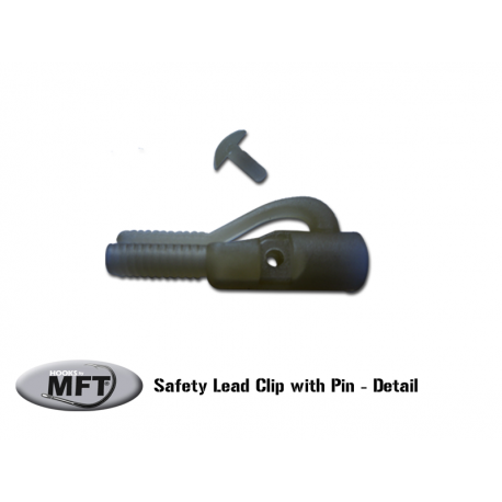 Lead Clip with Pin